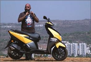 TVS NTorq vs Aprilia SR125 vs Suzuki Access - Which is the best 125cc scooter?