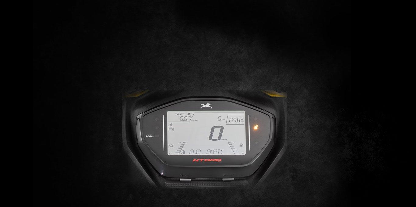 Indicador LED de Bajo Combustible