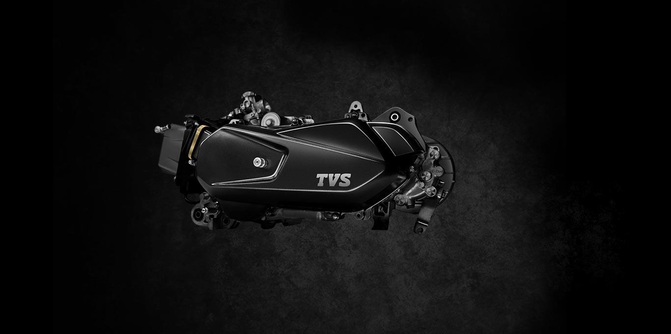 Motor 125 cc – 3 Válvulas – CVTi Revv